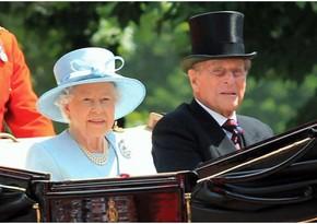 Böyük Britaniya kraliçasının həyat yoldaşı şahzadə Filip dəfn edilir