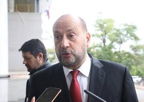 Глава Сената Парагвая: Необходимо наказать виновных в ударах по Гяндже