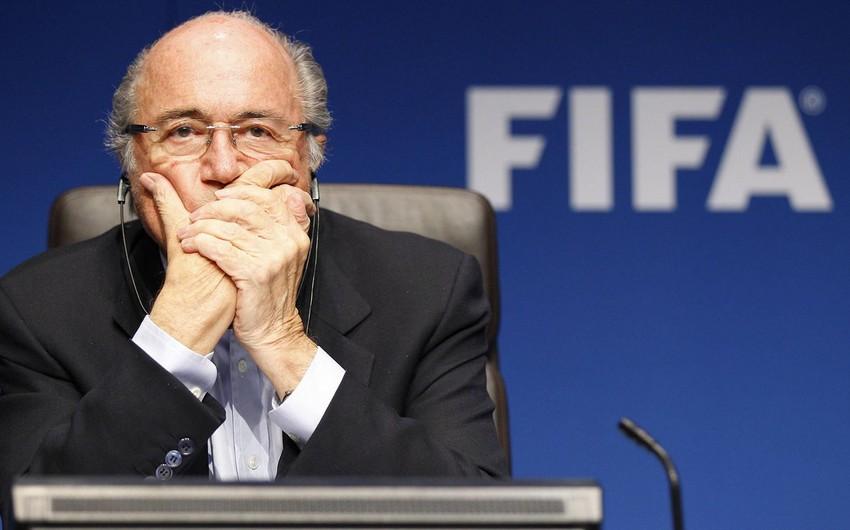 Yozef Blatter yenidən FİFA-nın prezidenti seçilib - YENILƏNİB