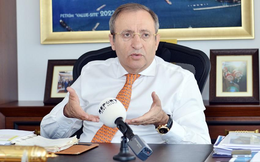 Kənan Yavuz: SOCAR-ın təkcə Türkiyəyə yatırımı 20 mlrd. dollar civarındadır