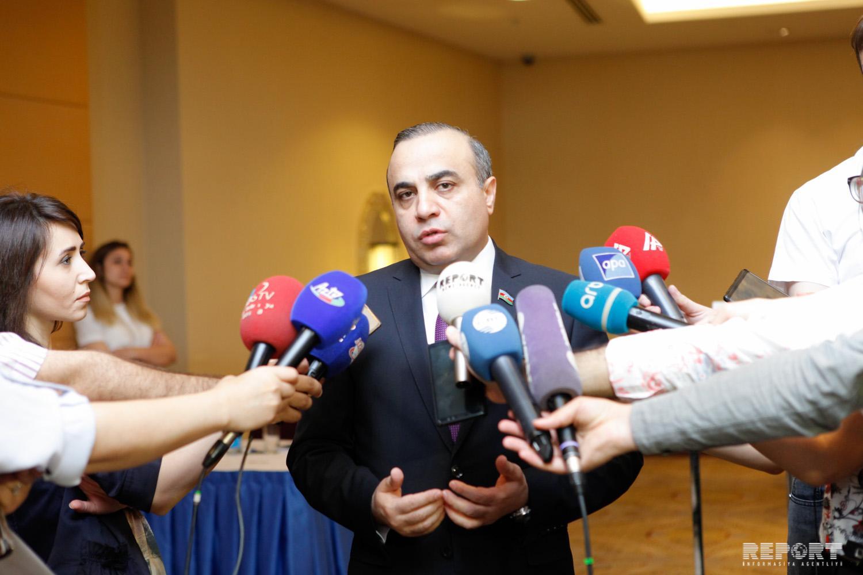 Азай Гулиев: Невзирая на определенные трудности, отношения между ПА ОБСЕ и Азербайджаном развиваются