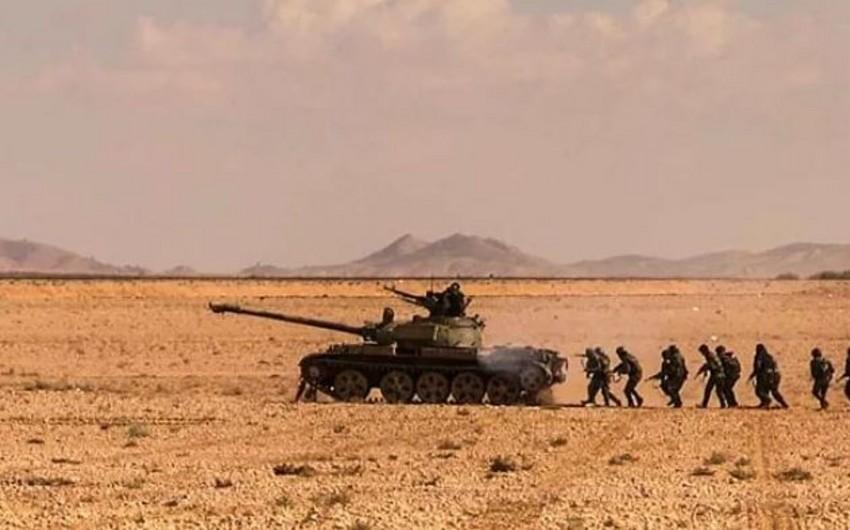 Suriya ordusu Deyr-əz-Zora hücumun qarşısını alıb, 20 terrorçu öldürülüb