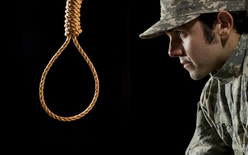 Ermənistanın Müdafiə Nazirliyi ordudakı intiharlardan narahatdır
