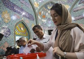 В Иране завершились президентские выборы