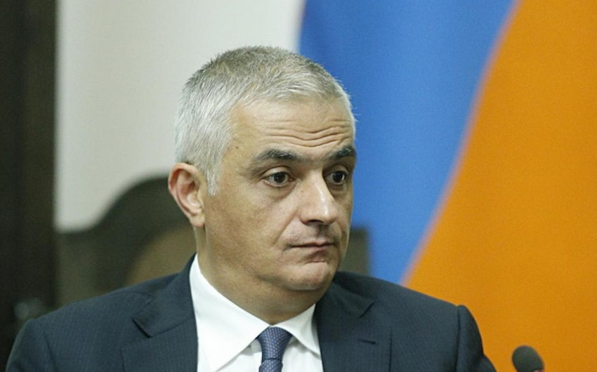Armenian representative in working group on Karabakh announced