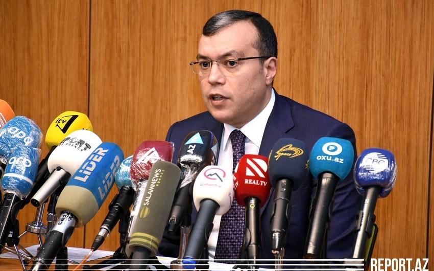 Sahil Babayev: Ailənin bir üzvü işləyirsə, başqa üzvü dəstək ala bilməz