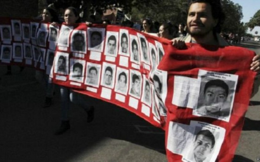 Mexico gang members 'admit killing missing students'