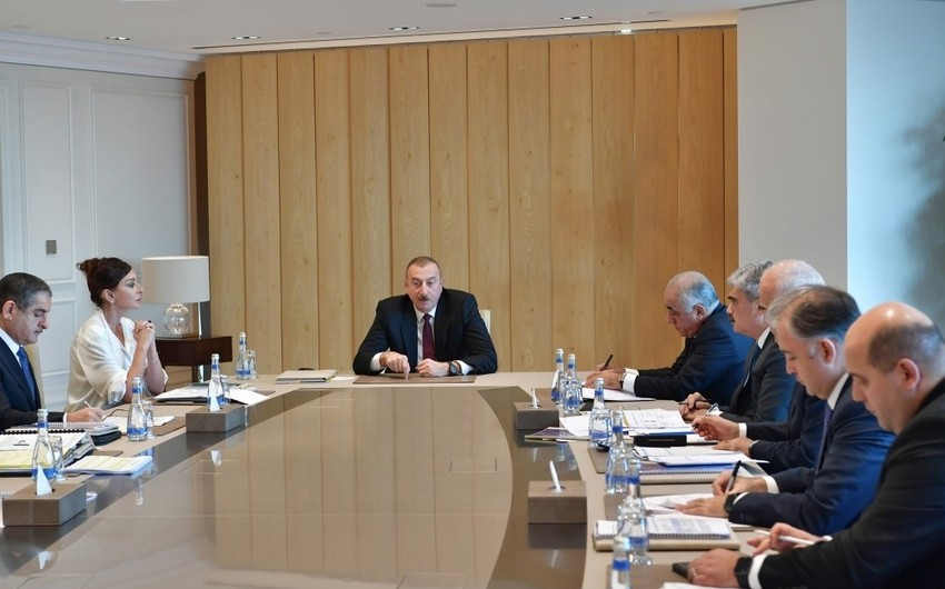 Prezident: Azərbaycan sosial müdafiə sahəsində dünya miqyasında nümunəvi ölkədir