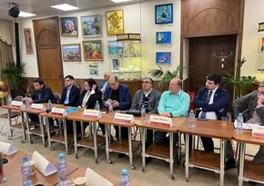 Moskvada Nizami Gəncəvinin 880 illiyinə həsr olunmuş tədbir keçirilib