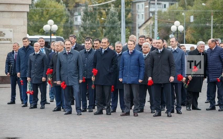 Глава СВР Азербайджана участвует на заседании руководителей органов безопасности стран СНГ в Казани  - ФОТО
