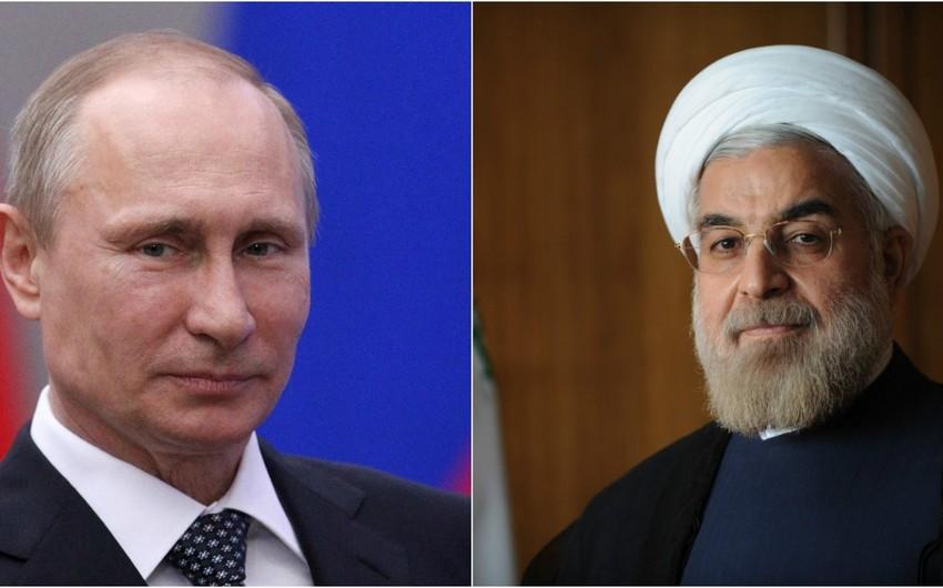Rusiya və İran prezidentləri Moskvada Dağlıq Qarabağ münaqişəsini müzakirə edəcək