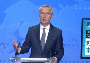 Столтенберг: НАТО не позволит террористам угрожать альянсу из Афганистана