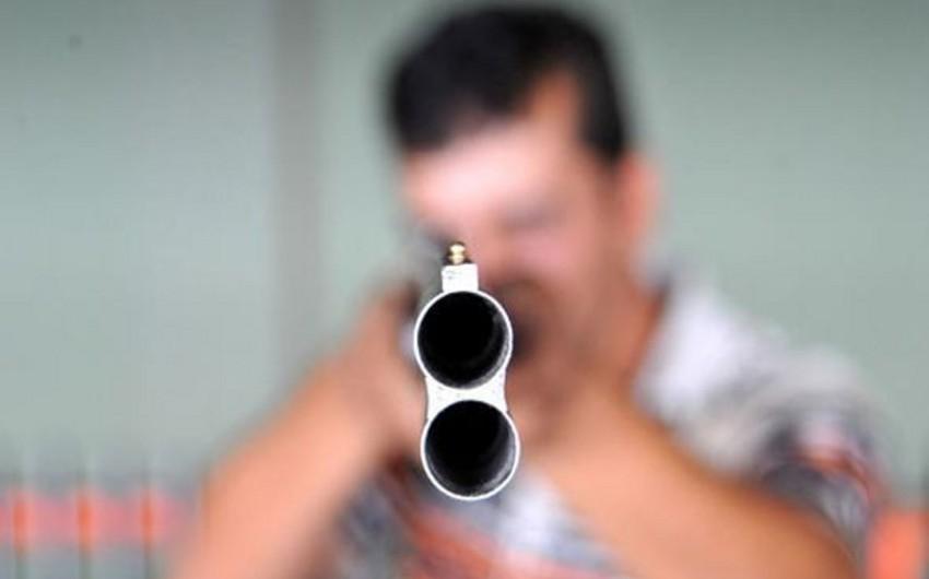 Kürdəmir sakinindən qanunsuz silah götürülüb