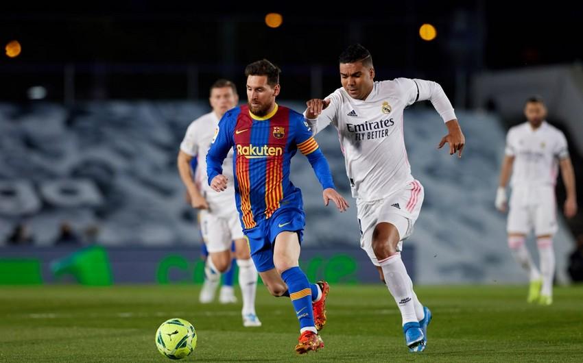 El Klasiko: Messi Serxio Ramosla bərabərləşdi