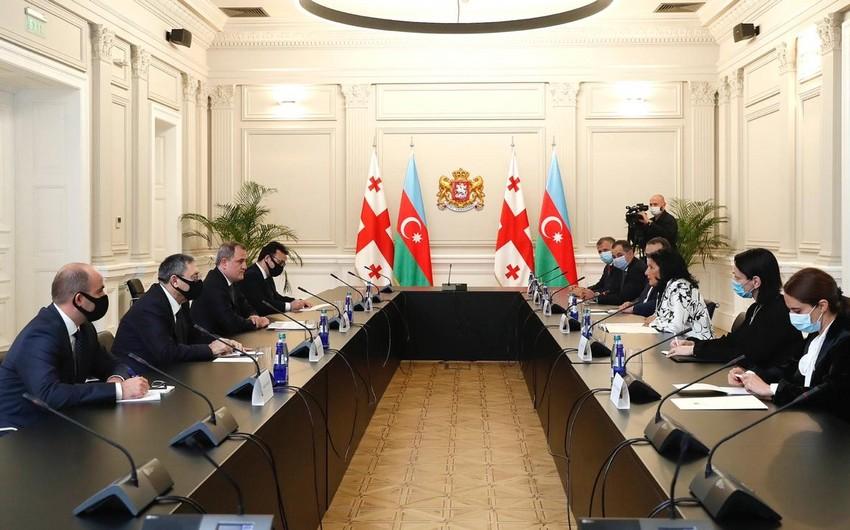 Президент Грузии: Делимитация границы с Азербайджаном должна завершиться своевременно