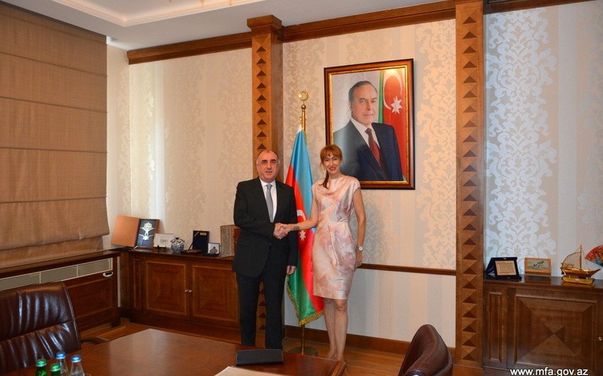 Diplomatic tenure of Head of Council of Europes Office in Baku terminated