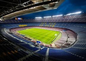 Barselona prezidentliyinə namizəd: Stadiona Messinin adı veriləcək