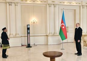 New ambassador pledges to bring Indonesia-Azerbaijan relations to new level