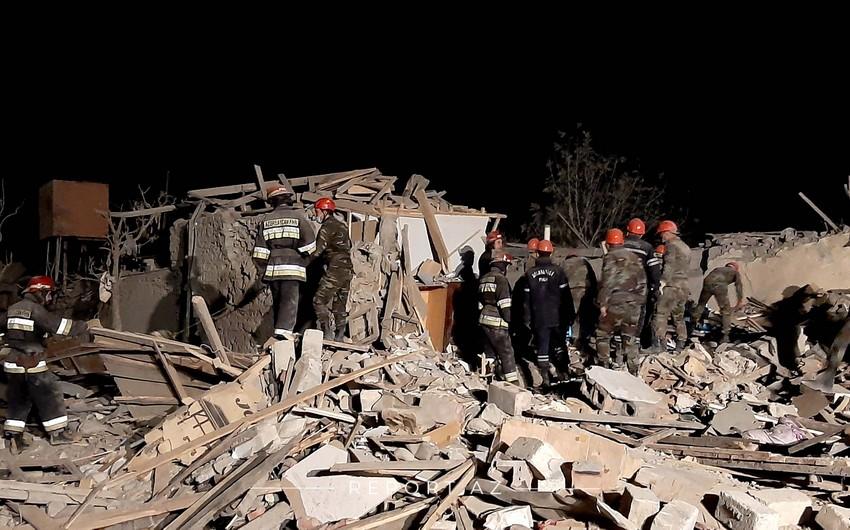 Avstraliya saytları Ermənistanın Gəncəyə son raket hücumu barədə məlumatlar yayıb