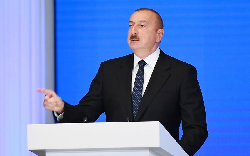 Prezidentin qətiyyətli çıxışına sözardı... - RƏYLƏR