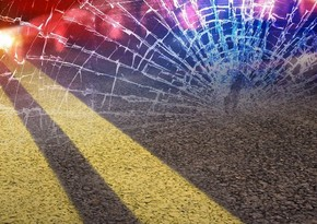 Two women injured in traffic accidents on same street in Baku
