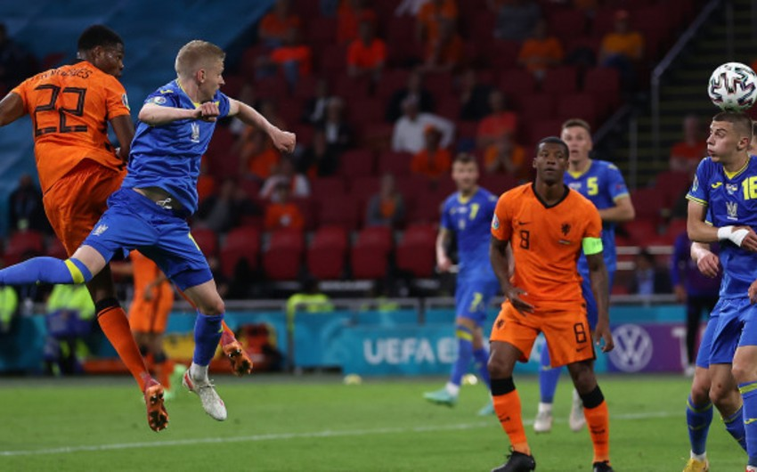 Евро-2020: Сборная Нидерландов смогла победить Украину