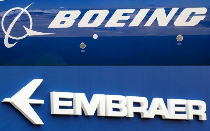 """Braziliya məhkəməsi """"Embraer"""" və """"Boeing"""" arasındakı razılaşmanın icrasını dayandırıb"""