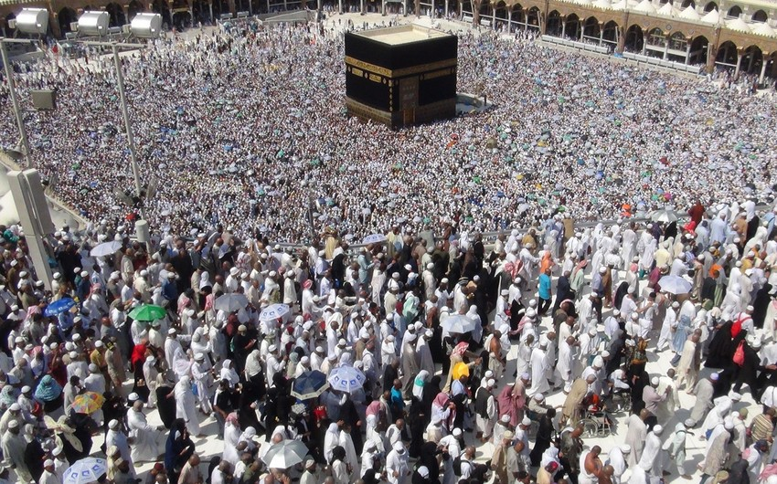 First group of Azerbaijanis begins Hajj pilgrimage