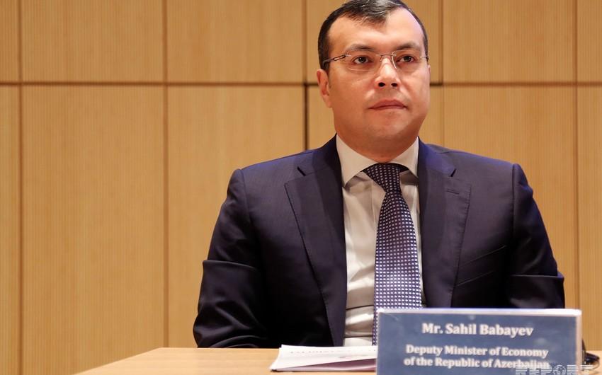 Sahil Babayev: İqtisadiyyatda qeyri-neft sektorunun payı 70%-ə bərabərdir