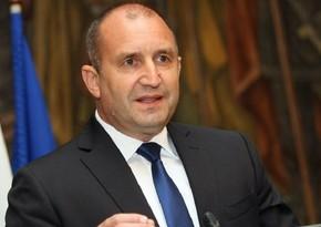 Президент Болгарии заявил, что проголосовал против распада государственности
