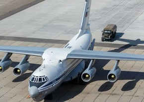 Two more planes with peacekeepers leave for Karabakh