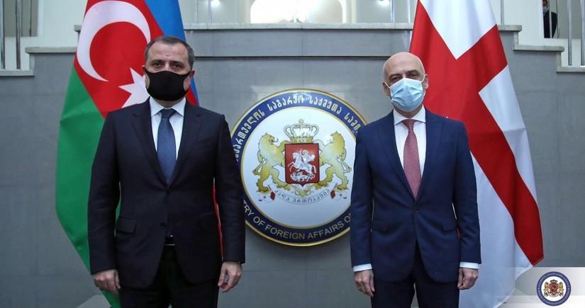 Gürcüstanın XİN başçısı Azərbaycana dəvət olunub