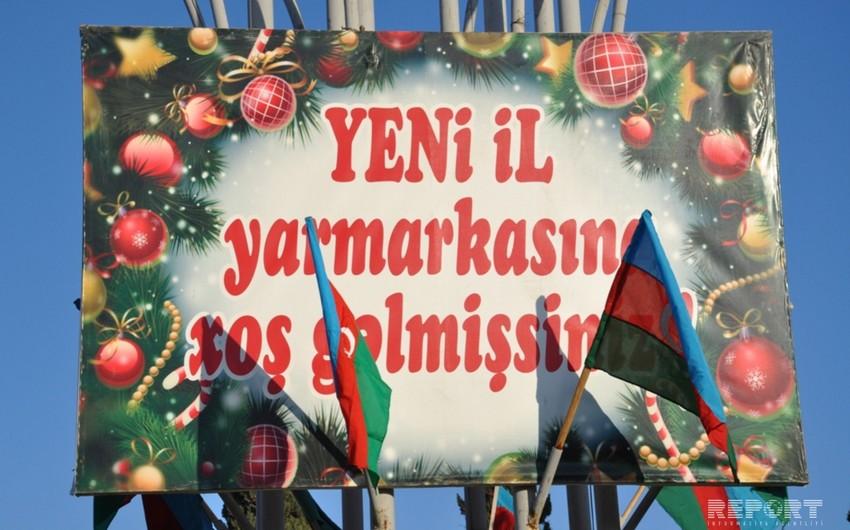 Lənkəranda ərzaq yarmarkası keçirilib - FOTO