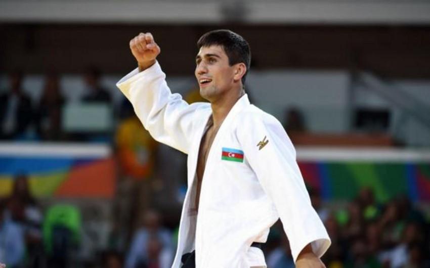 Rüstəm Orucov Antalya Qran-prisində gümüş medal qazanıb - YENİLƏNİB