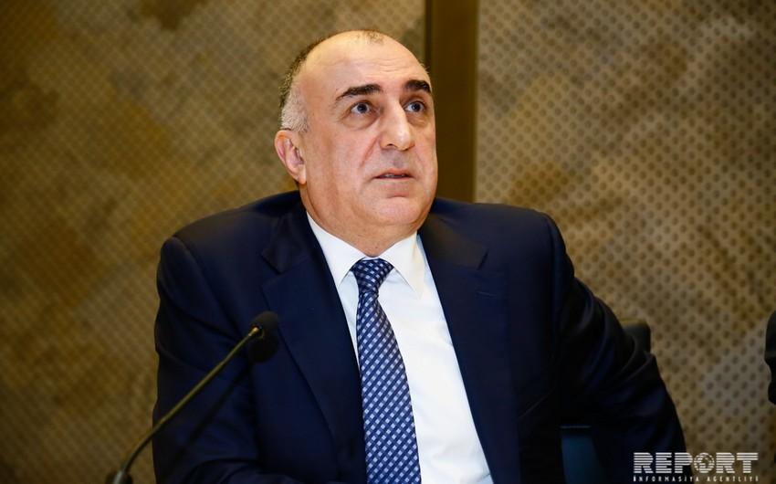 Elmar Məmmədyarov: Dağlıq Qarabağa dair danışıqlar əbədi davam edə bilməz