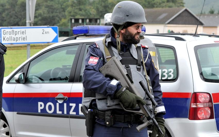 Avstriyada atışma olub, 2 nəfər ölüb, 11-i yaralanıb