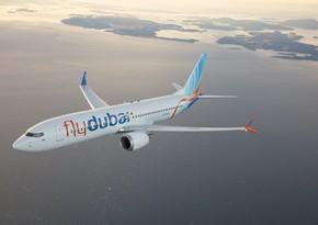 FlyDubai Bakıya uçuşlar həyata keçirməyə başladı