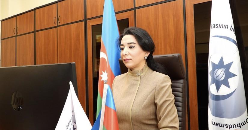 Ombudsman: Ermənistan bölgədə sülh və birgəyaşayış şərtlərinə hörmətsizlik nümayiş etdirir
