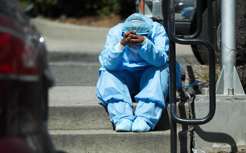 Число жертв коронавируса в Нью-Йорке составило 23 282