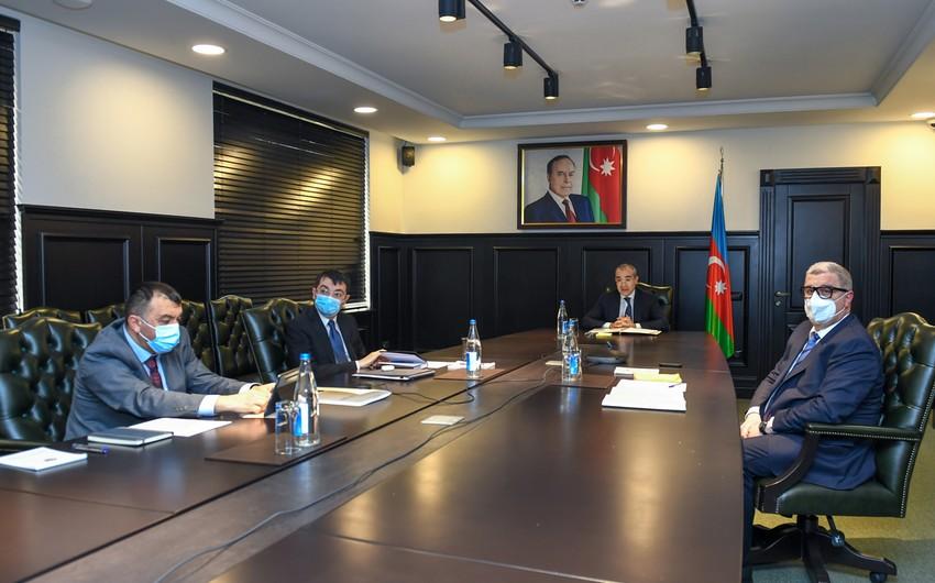 Qarabağ Dirçəliş Fondunun Müşahidə Şurasının ilk iclası keçirilib