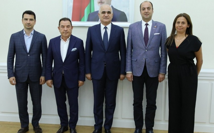 Türkiyə şirkəti Azərbaycan iqtisadiyyatına investisiya qoymaq istəyir