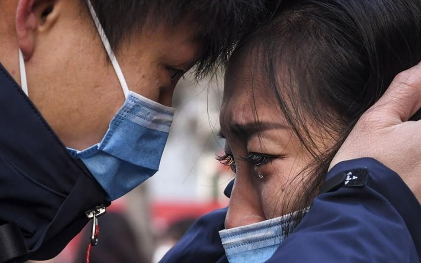 Dünyada koronavirus qurbanlarının sayı 62 mini ötdü