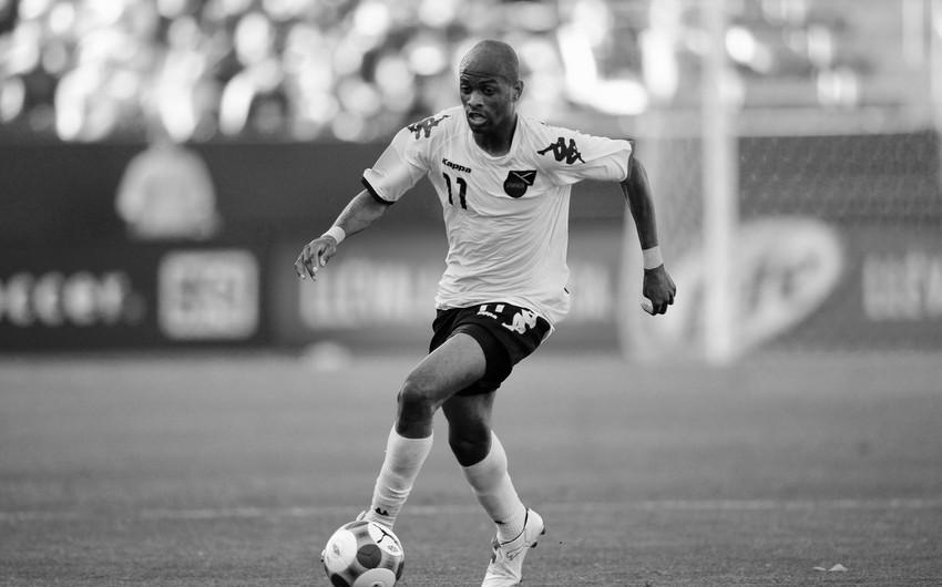 Yamayka yığmasında ən çox qol vuran futbolçu vəfat etdi