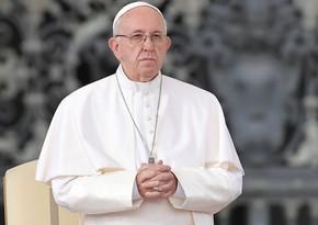 Roma Papasının İraqa səfərinin tarixi açıqlanıb