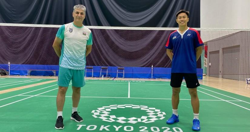 Azərbaycan badmintonçusu Tokio olimpiadası ilə vidalaşıb