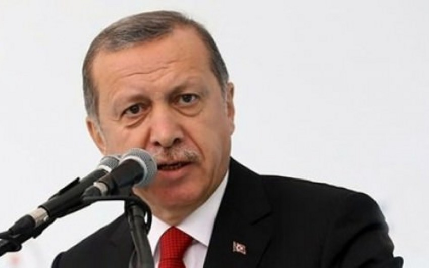 Rəcəb Tayyib Ərdoğan Ankarada törədilən terror aktında əli olan qüvvələrin adlarını açıqlayıb