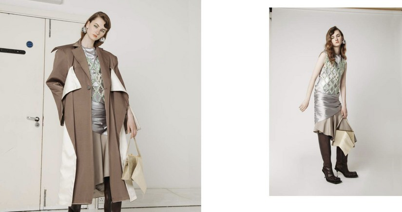 UK magazine talks on retro-futuristic collection of Azerbaijani designer
