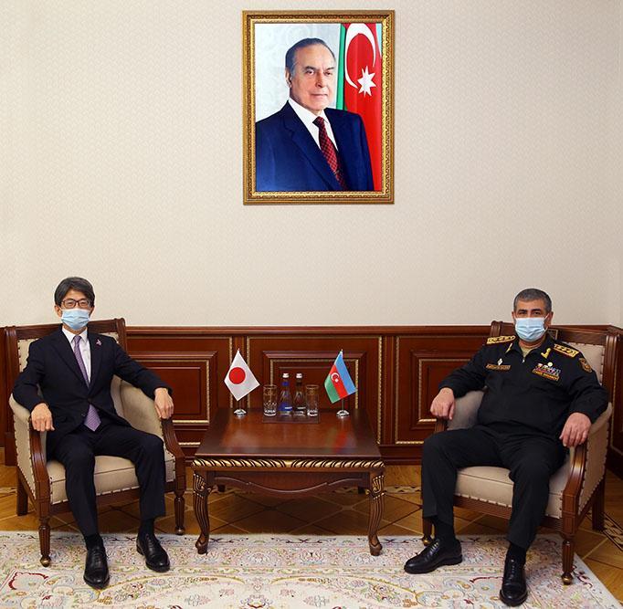 Cuniçi Vada və Zakir Həsənov