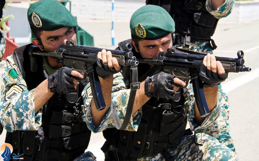 İranda terrorçu qrup zərərsizləşdirilib