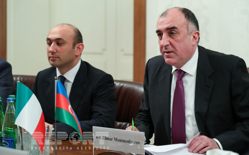 Mammadyarov: Attempts to change internationally recognized borders of states by use force is unacceptable